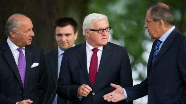 """Германия созывает """"нормандскую четверку"""": есть конкретные предложения относительно Донбасса"""