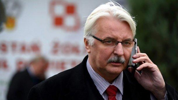 Глава МИД Польши позволил себе смелое обвинение в сторону России
