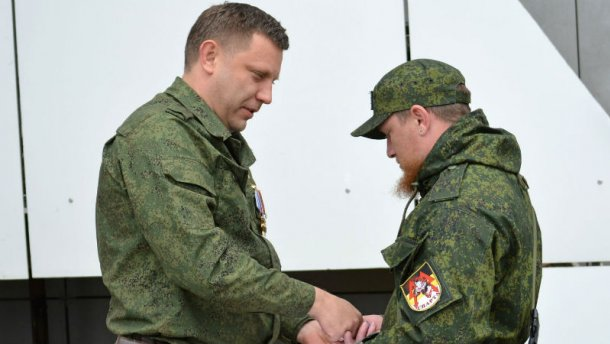 Ватажок Захарченко активно роздаровує терористам квартири