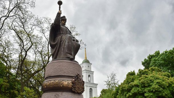 Російського депутата розлютив пам'ятник Мазепі