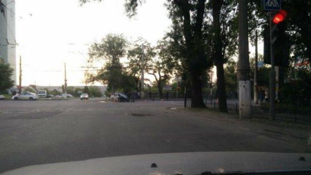 В окупованому Луганську джип вбив дівчину