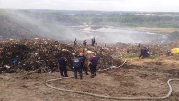 За фактом ситуації на Грибовицькому сміттєзвалищі відкрите кримінальне провадження