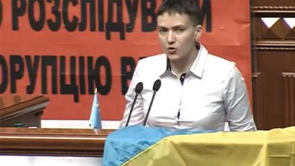 Пайєтт про Савченко: одна українська жінка вартує двох російських чоловіків  (ВІДЕО)