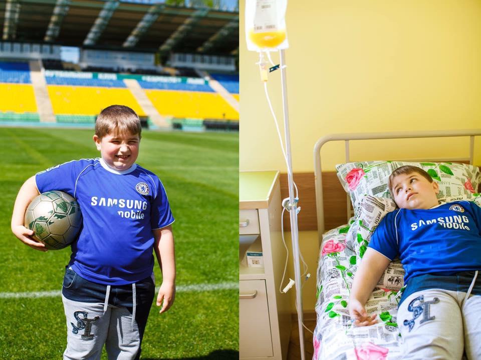 На Львівщині намагаються врятувати 11-річного хлопчика