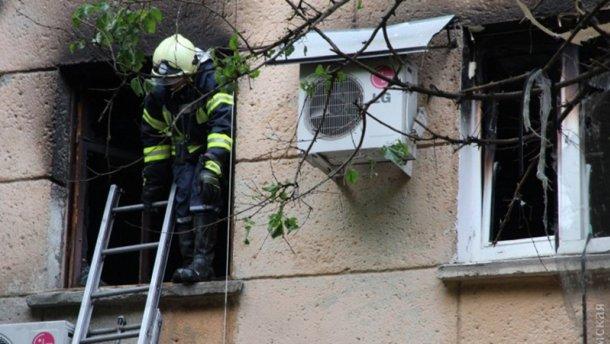 Вибух в Одесі: стало відомо про стан потерпілих
