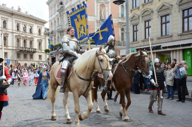 10 фото зі святкування Дня Львова