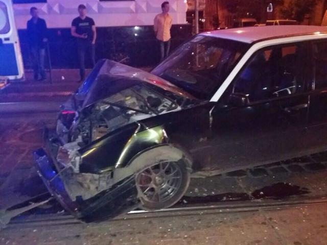 Вночі у Львові сталася жахлива ДТП: 7 постраждалих (ВІДЕО)