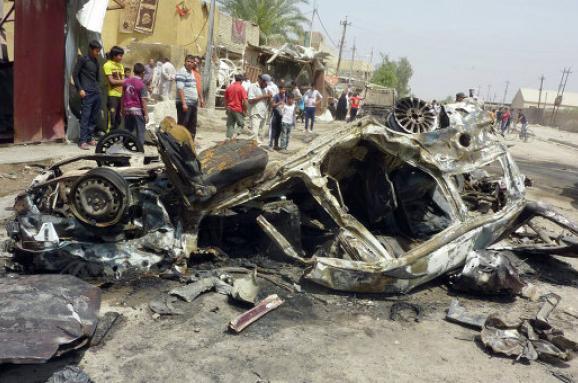 В Іраку жертвами серії терактів стали 29 людей