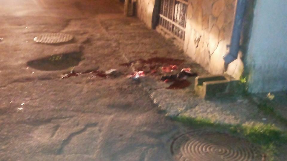 Подробиці нічної різанини у Львові: двоє поранених, 12 затриманих (ФОТО)