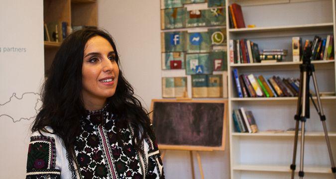 Джамала зустрілася з переселенцями та львів'янами (ФОТО, ВІДЕО)