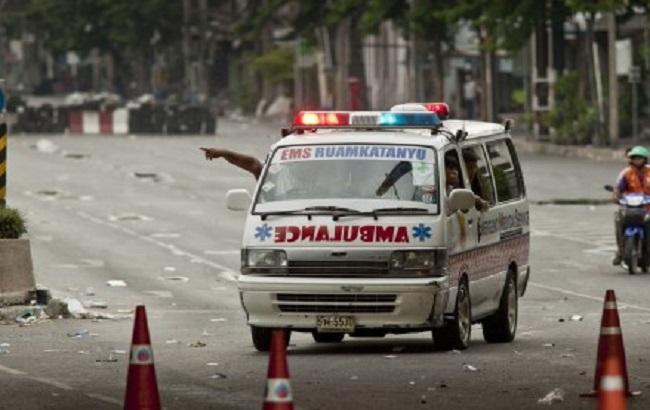 ДТП у Таїланді: загинуло 11 учителів середньої школи