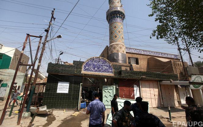 Теракт у мечеті. У передмісті Багдаду підірвався смертник, 12 осіб загинули