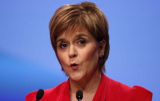 Шотландія погрожує накласти вето на вихід Британії з ЄС