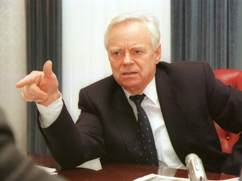 Генпрокурор часів Кучми вибив собі збільшення пенсії