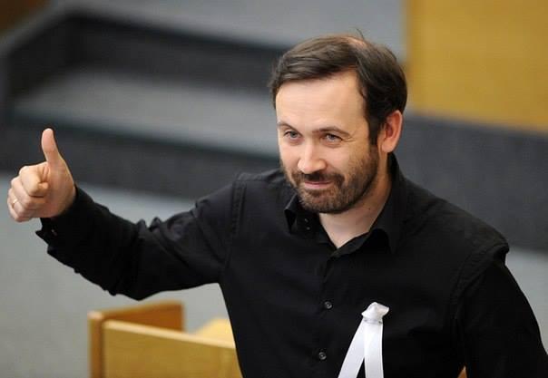 Бывший российский депутат планирует работать в Украине