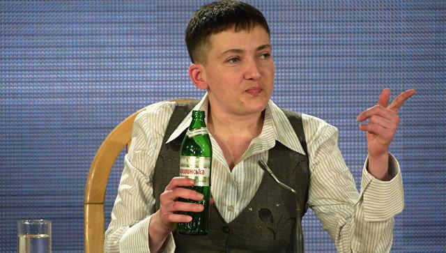 Надія Савченко вимагає «свіжої крові»