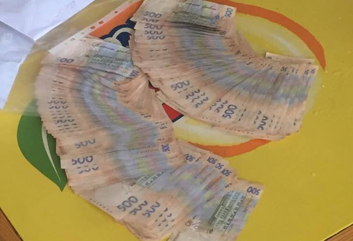 На Одещине задержали главу поселка, который требовал взятку в 200 тысяч