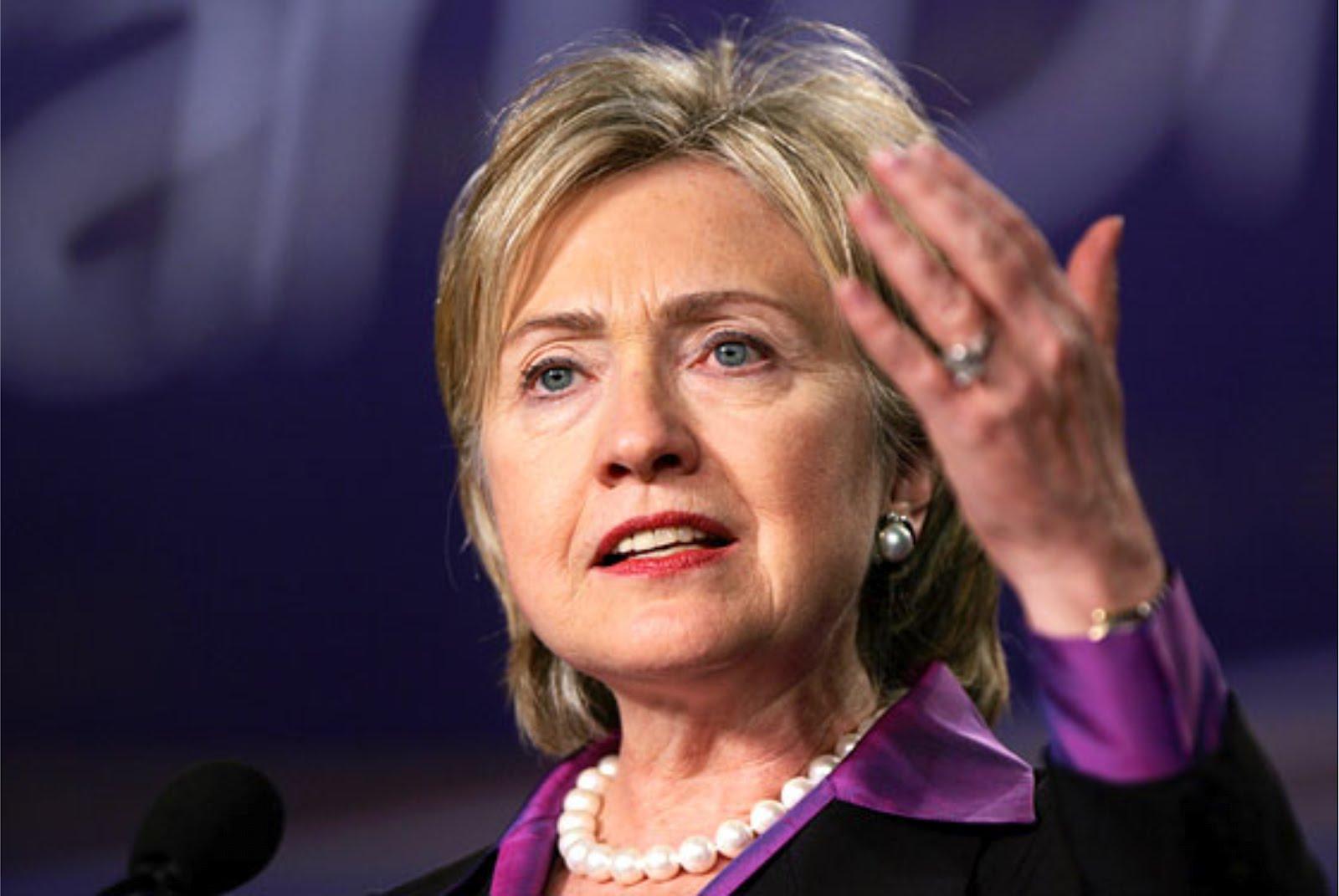 """Клінтон оголосила про свою перемогу в """"демократичній гонці"""""""