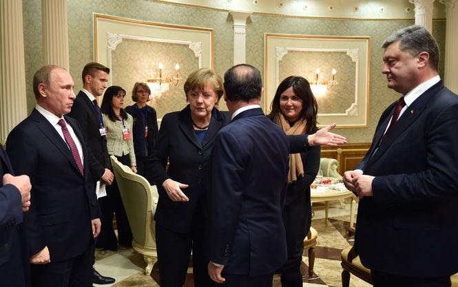 """Стали відомі результати переговорів представників держав """"нормандського формату"""" і ОБСЄ з Донбасу"""