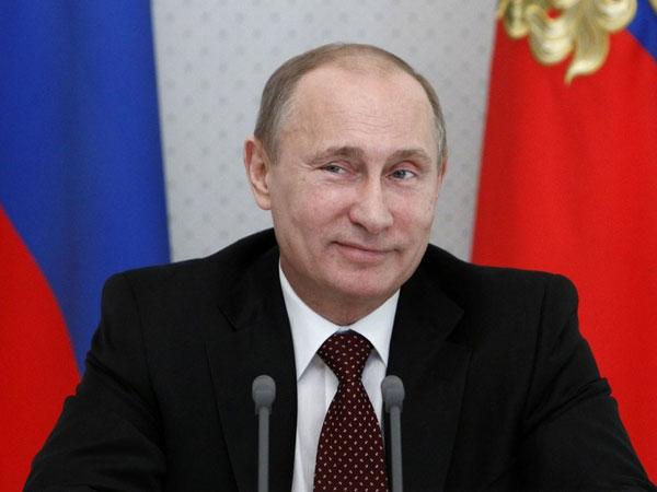 Путін – автору книги про себе: він за це ще отримає