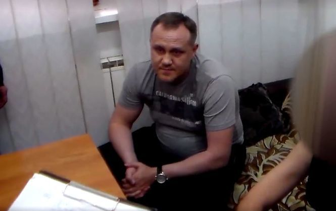 У Луценко показали, как суд арестовывал соратника Курченко (ВИДЕО)