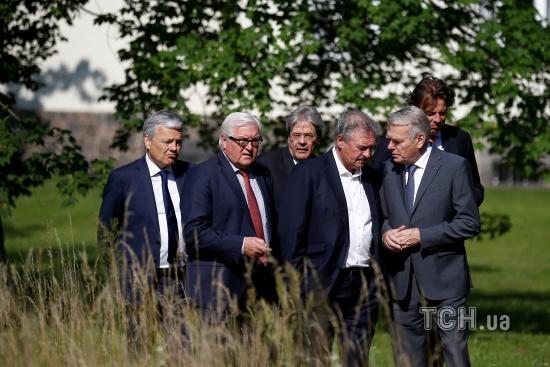 Міністри закордонних справ країн-засновниць ЄС зібралися на екстренне засідання через Brexit