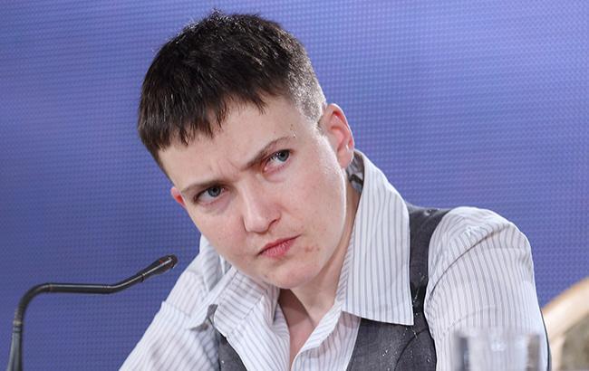 """Савченко не бентежать звинувачення Тимошенко у корупції, бо """"хто не корупціонер"""""""