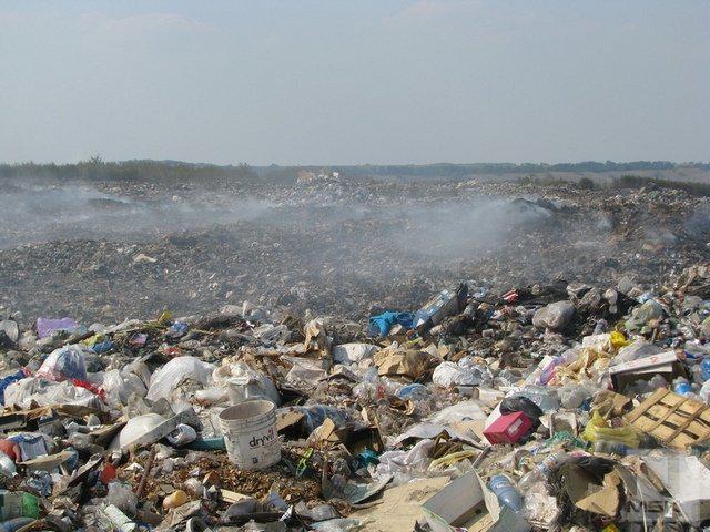 СБУ назвала одну з основних причин пожежі на Грибовицькому сміттєзвалищі