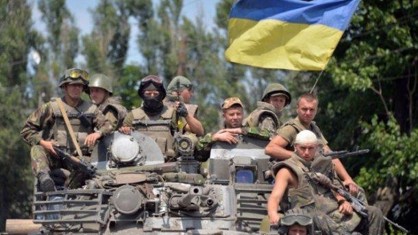 Українські військові зустріли вогнем диверсантів під Майорськом
