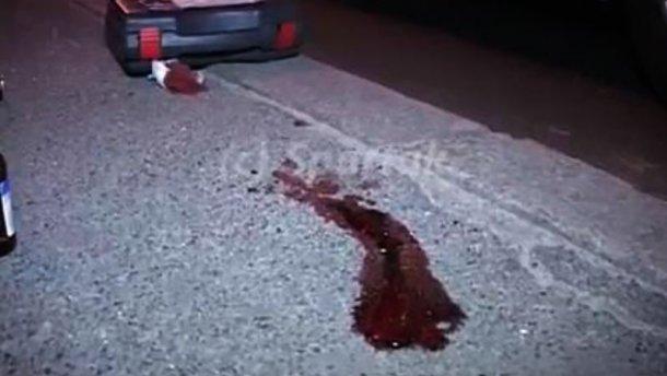 В мережі з'явилось відео кривавої стрілянини між водіями