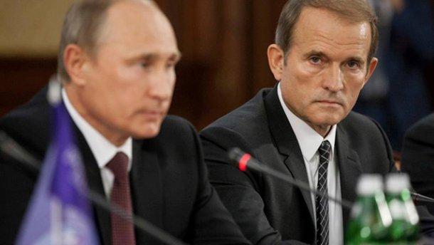 СБУ проверяет организацию Медведчука на причастность к сепаратизму