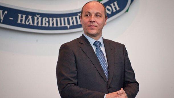 """Парубій відповів Савченко на ідею про переговори з """"ДНР"""" та """"ЛНР"""""""
