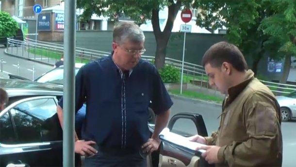 ГПУ затримала друга Януковича: з'явилось відео