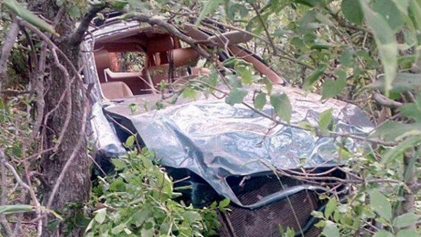 ДТП на Донеччині: загинув голова місцевої військово-цивільної адміністрації