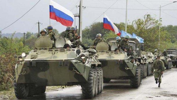 У Молдові вимагають забрати російські війська з Придністров'я