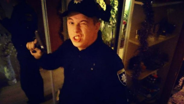 В Одессе вспыхнул скандал из-за полицейского-сепаратиста