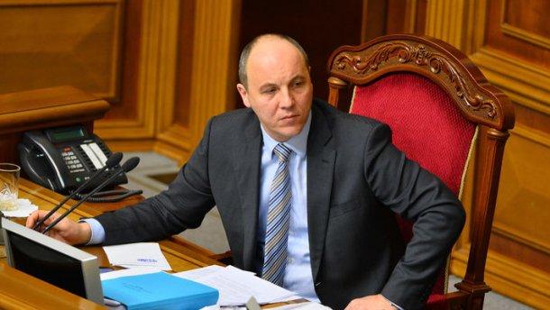 Парубій оприлюднив нові дані стосовно українських політв'язнів у Росії