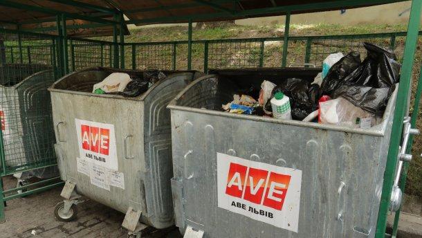 Львівське сміття поїде до Києва