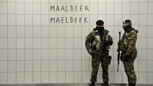 В Бельгії побоюються нових терактів: затримали дюжину підозрілих осіб