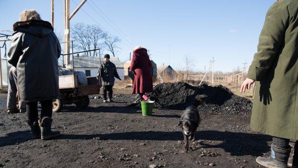 Українці на окупованих територіях повстають проти бойовиків
