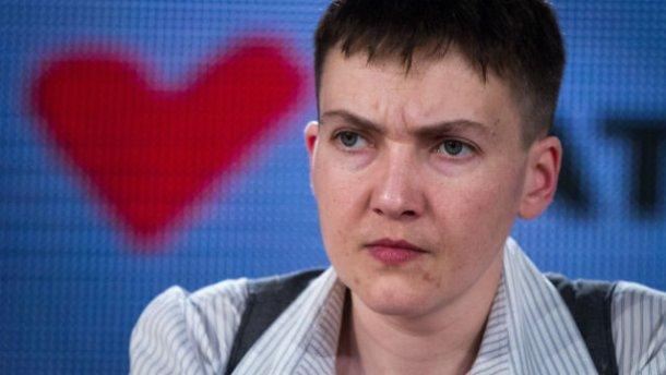 Савченко на сесії ПАРЄ зірвала овації