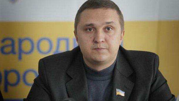 """Лозовий звинуватив """"Народний фронт"""" у підкупі виборців. Яценюк поки мовчить"""