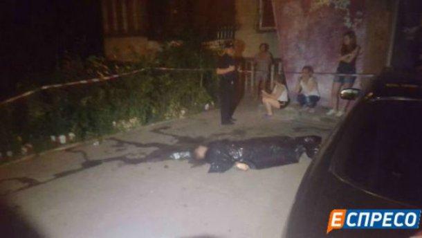Зухвале вбивство: у Києві розстріляли чоловіка