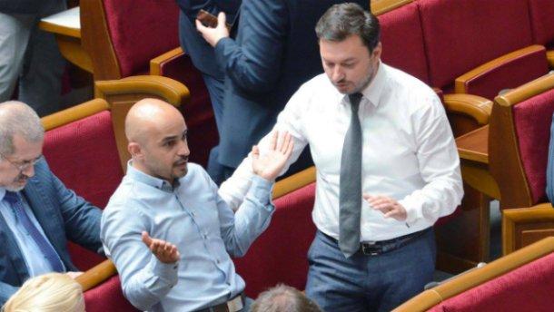 """Найєм анонсував з'їзд нової партії на основі """"ДемАльянсу"""""""