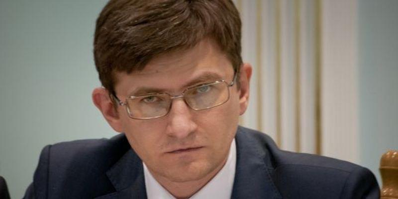 Андрей Магера явился на допрос в НАБУ
