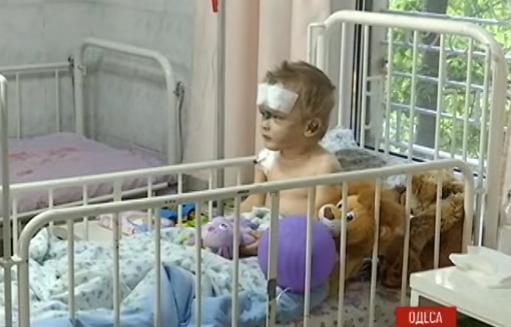 Родню маленького одесского найденыша отыскали в Запорожье