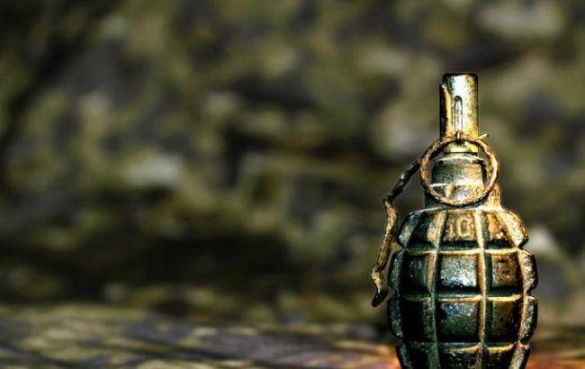 На Харківщині затримали чоловіків з гранатами
