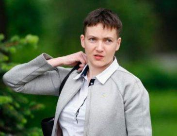 Як Савченко емоційно відповідала на запитання у Львові