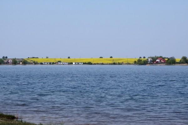 В каких озерах Львовщины разрешено купаться