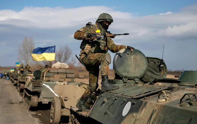 Українські військові зазнали втрат на Донбасі